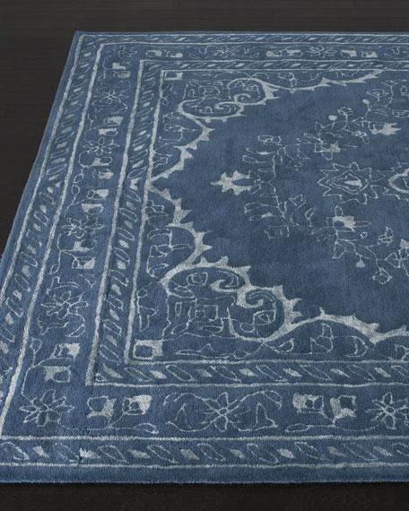 Safavieh Jaycee Blue Hand-Tufted Rug, 4' x 6'