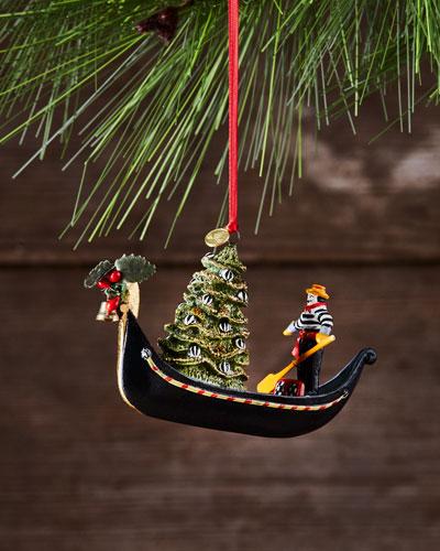 Gondola Ornament