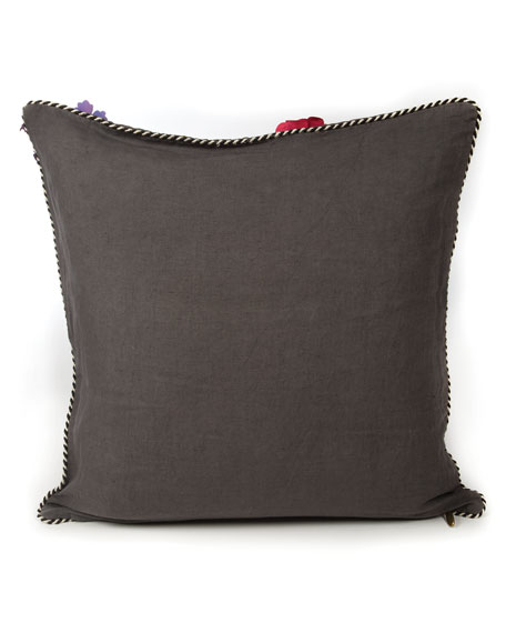 Covent Garden Floral Pillow