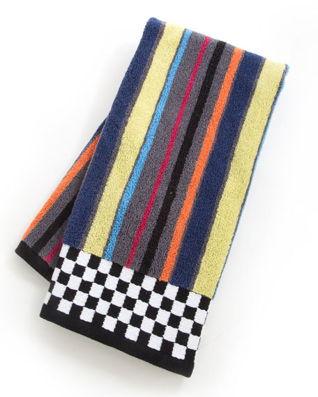 MacKenzie-Childs Covent Garden Hand Towel