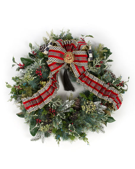 MacKenzie-Childs Highland Large Wreath