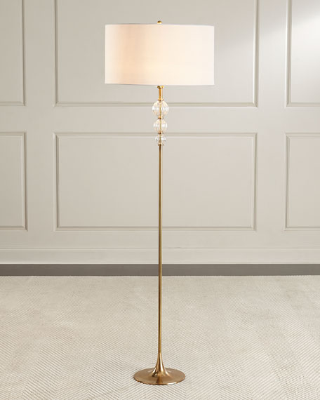 Triple-Ball Floor Lamp