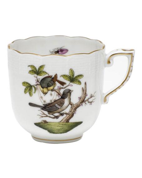Herend Rothschild Bird Motif 01 Mocha Cup