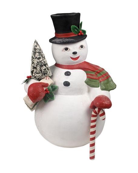 Snowman Sam, Large
