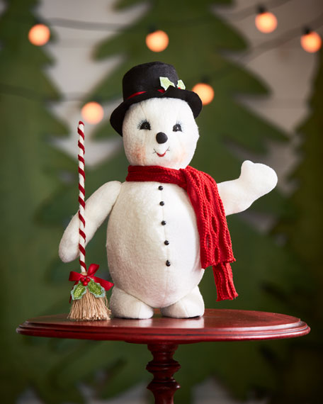 Jackson Snowman Collectible  Figurine