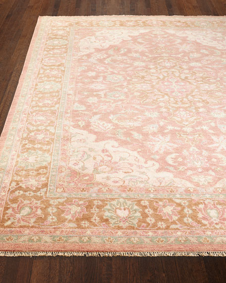 Tammi Hand-Knotted Rug, 9' x 13'