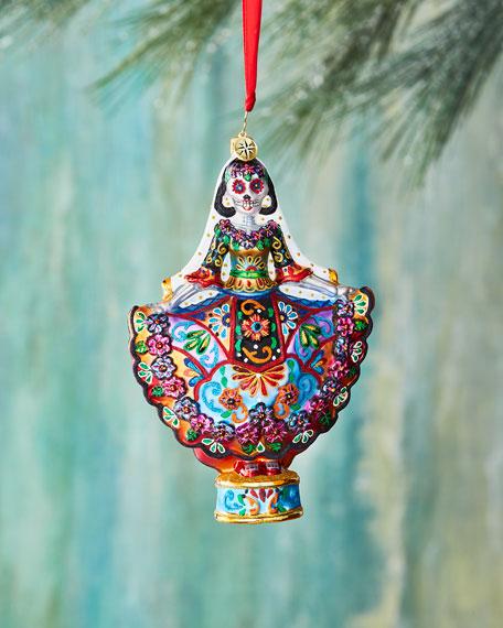 La Novia Muerta Ornament