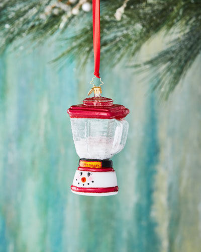 The Perfect Blend Ornament