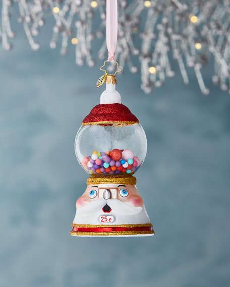 Gumball Blitz Christmas Ornament