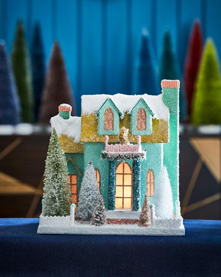 Cody Foster & Co Merry Tudor House Collectible