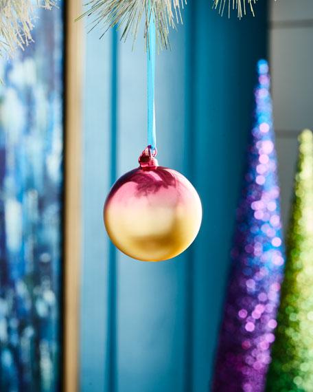 Ombre Ornament, Pink