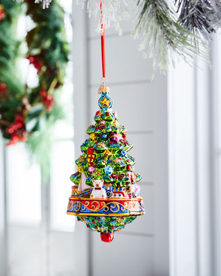John Huras Tree Ornament