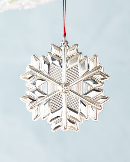 2017 48th-Edition Snowflake Ornament