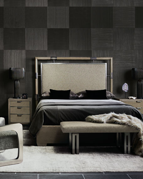 Annistyn Metal Accent Queen Bed