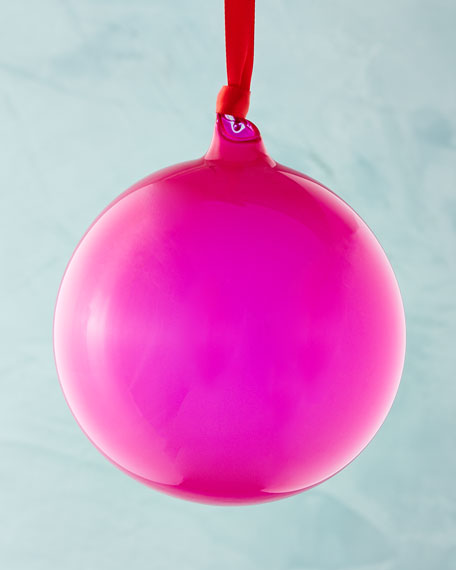 Jim Marvin Playful Brights Collection Bubble Gum Ornament,