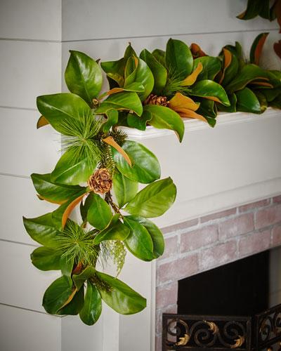 Garland Magnolia Leaf 5 (Mul