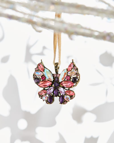 Mini Butterfly Ornament