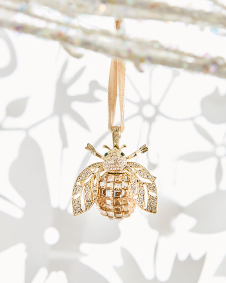 Sparkle Bee Ornament