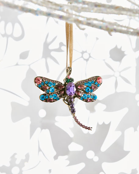 Joanna Buchanan Dragonfly Ornament, Large