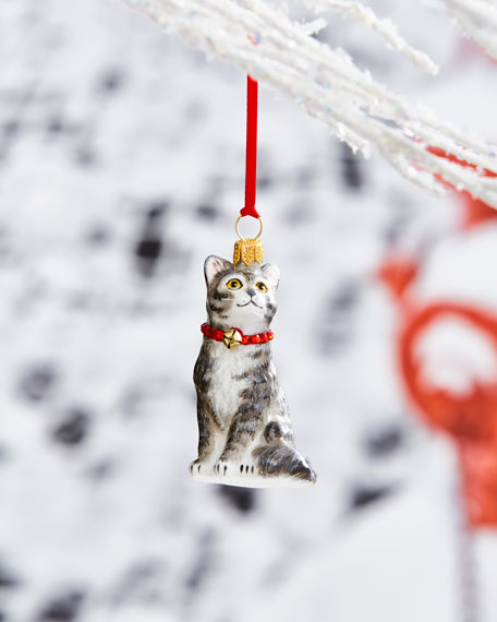 Joy To The World Collectibles Gray American Shorthair