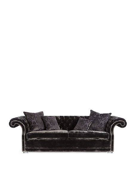 Yara Tufted Back Sofa