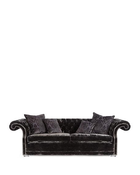 Yara Tufted Back Sofa
