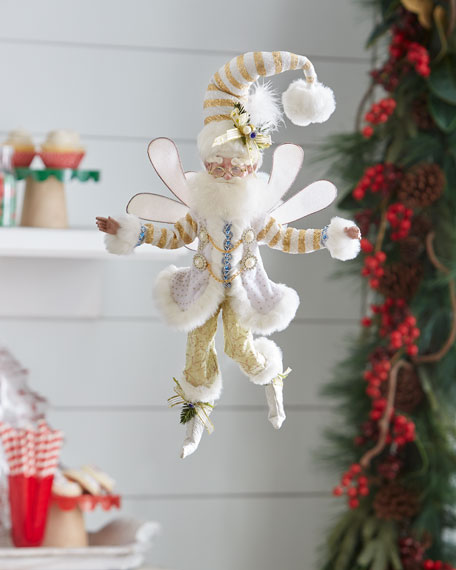 Limited-Edition Winter Wonderland Fairy