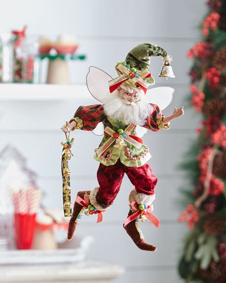 Limited-Edition Sleigh Bell Fairy