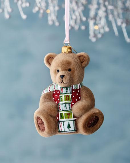 Mattarusky Ornaments 2017 Cuddly Bear Ornament