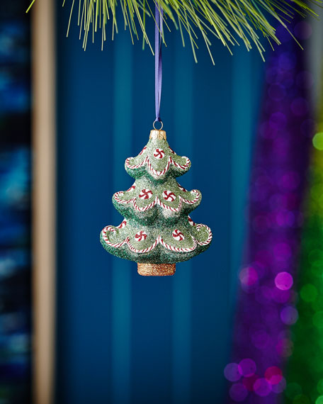 Mattarusky Ornaments Timeless Tree Christmas Ornament