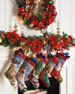 Snowman Needlepoint Stocking