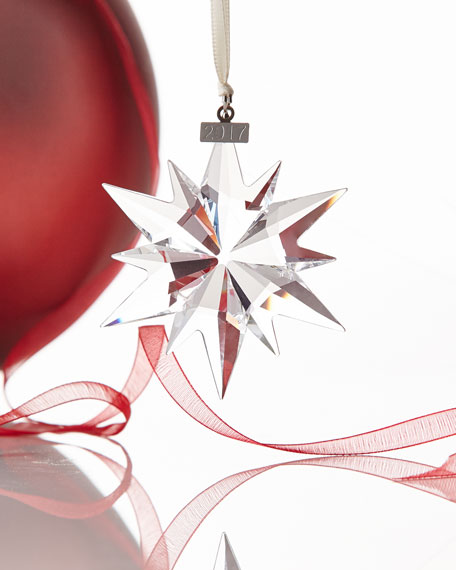 2017 Annual Edition Star Ornament