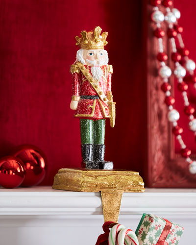 Toy Soldier Stocking Holder, Dagger Down