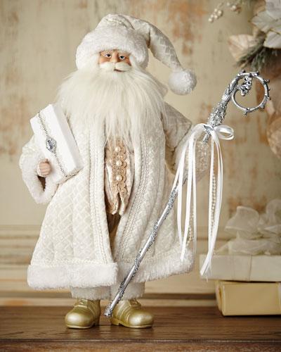Arctic Frost Santa
