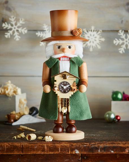 Clockmaker Nutcracker