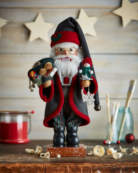 Father Frost Santa Nutcracker