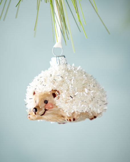 Hedgehog Ornament