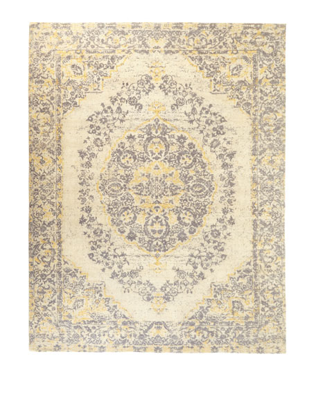 Eleanor Loomed Rug, 8' x 10'