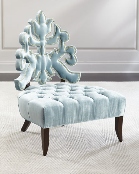 Arielle Tufted Accent Chair
