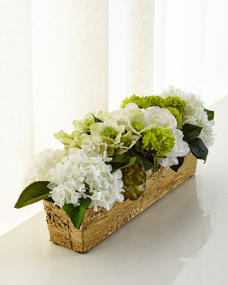 John-Richard Collection Golden Glimmer Arrangement