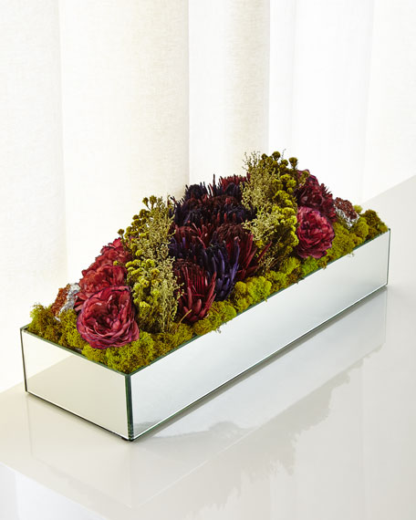 John-Richard Collection Bordeaux Reflections Arrangement
