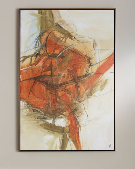 "Containing the Sun Giclee, 40"" x 60"""