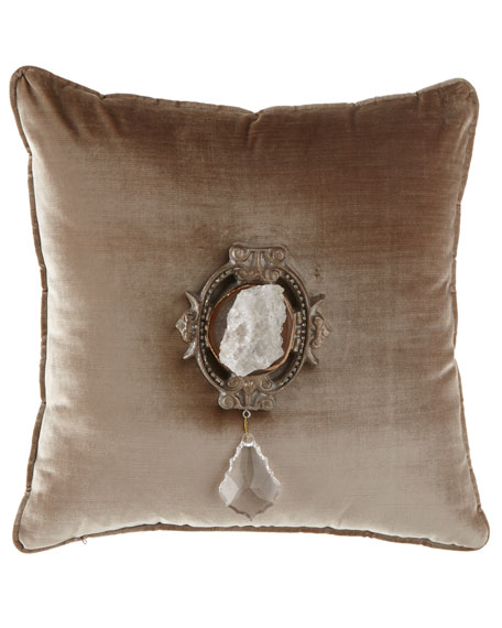 Joule Paris Quartz Pillow