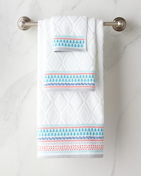 Dena Home Boho Bath Towel