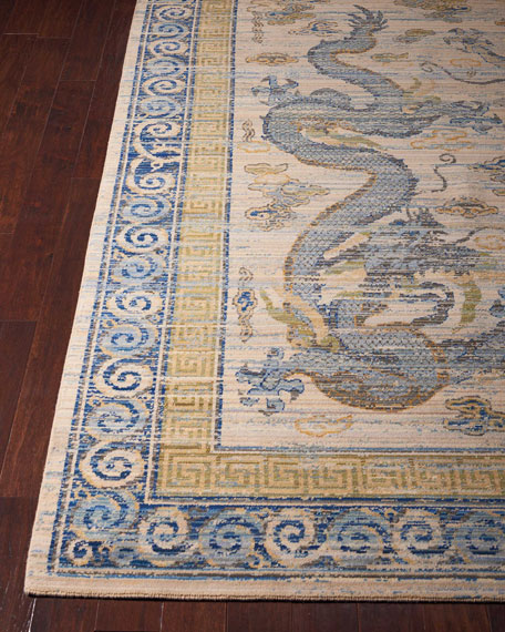 Barclay Butera Dynasty Rug, 7.9' x 9.9' and