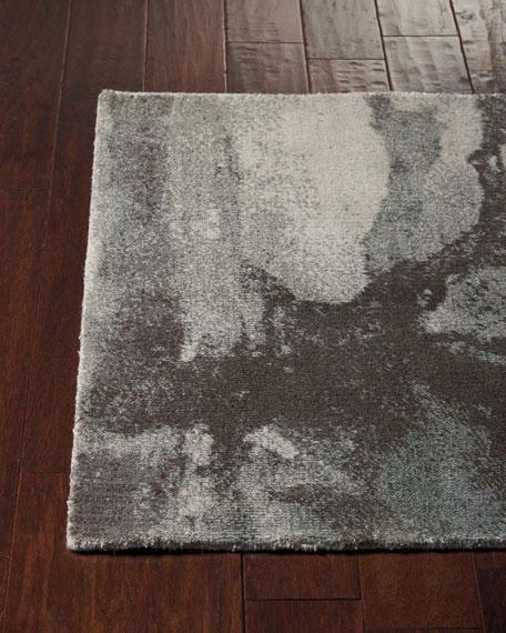 Misty Shadow Rug, 2.3' x 3'
