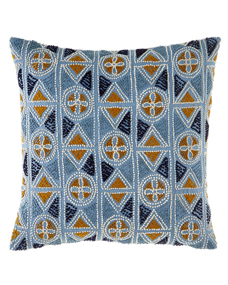 "Watin Pillow, 20""Sq."