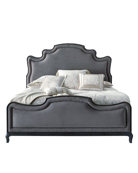 Palmeiro Upholstered King Bed