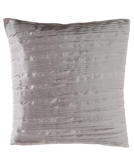 Austin Horn Classics Prestige Pleated Pillow, 18