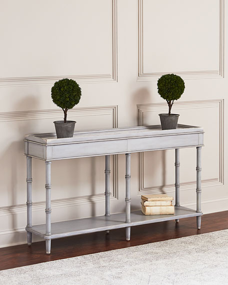 Lady Console Table